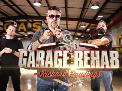 Garage Rehab tv show photo