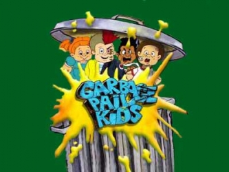 Garbage Pail Kids tv show photo