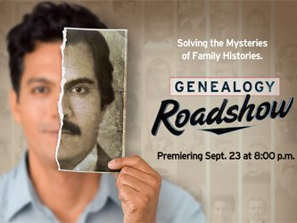 Genealogy Roadshow tv show photo