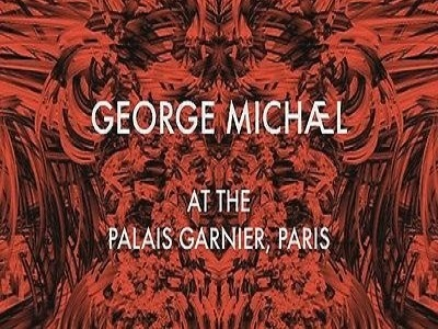 George Michael at the Palais Garnier, Paris (UK)