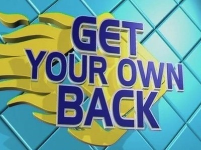 Get Your Own Back (UK) tv show photo