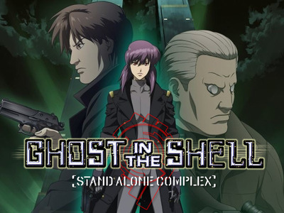 Ghost in the Shell: Stand Alone Complex tv show photo