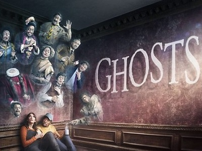 Ghosts (UK) tv show photo