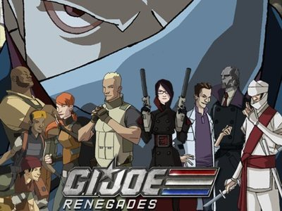 G.I. Joe Renegades tv show photo