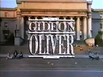 Gideon Oliver tv show photo