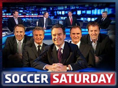 Gillette Soccer Saturday (UK) tv show photo