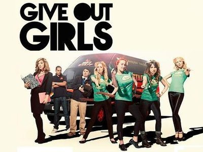 Give Out Girls (UK) tv show photo