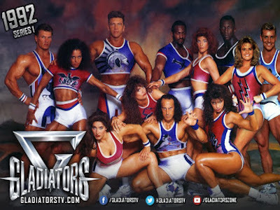 Gladiators (UK) (1992) tv show photo