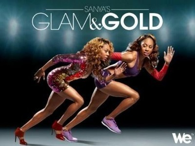 Sanya's Glam & Gold tv show photo