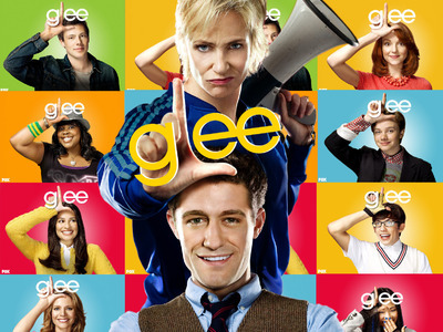 Glee tv show photo