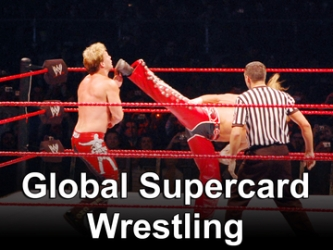 Global Supercard Wrestling tv show photo