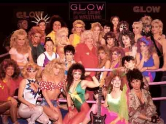 GLOW: Gorgeous Ladies of Wrestling tv show photo