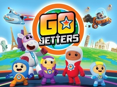Go Jetters tv show photo