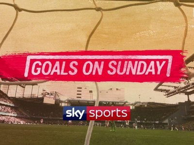 Goals On Sunday (UK) tv show photo