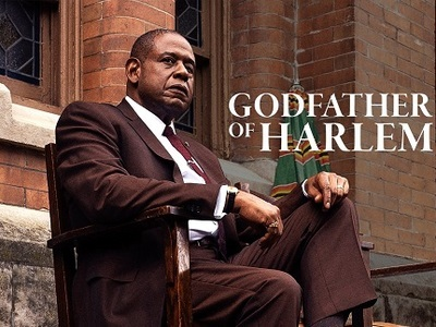 Godfather of Harlem tv show photo