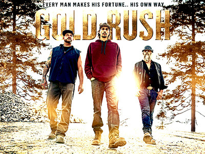 Image result for gold rush series
