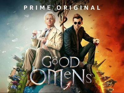 Good Omens tv show photo