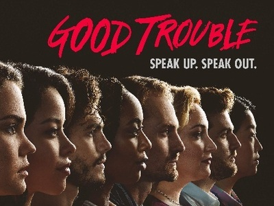 Good Trouble tv show photo