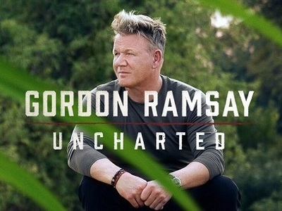 Gordon Ramsay: Uncharted tv show photo