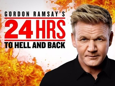 Gordon Ramsay's 24 Hours To Hell & Back TV Show