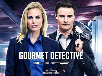 Gourmet Detective tv show photo