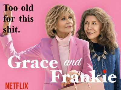 Grace And Frankie tv show photo