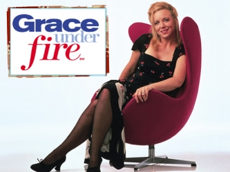 Grace Under Fire tv show photo