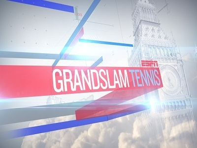 Grand Slam Tennis on ESPN tv show photo