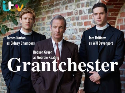 Grantchester (UK) tv show photo