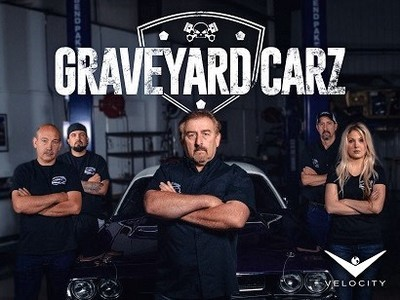 Graveyard Carz tv show photo