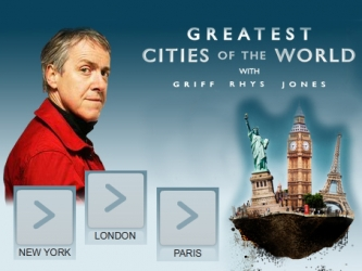 Greatest Cities of the World with Griff Rhys Jones (UK) tv show photo