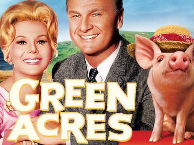 Green Acres tv show photo
