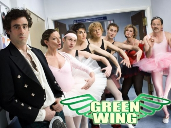 Green Wing (UK) tv show photo