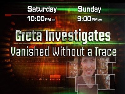 Greta Investigates: Vanished Without a Trace