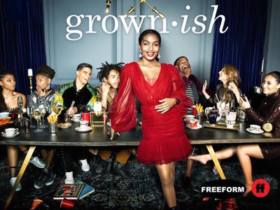 grown-ish tv show photo