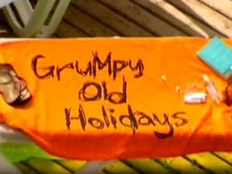 Grumpy Old Holidays (UK) tv show photo