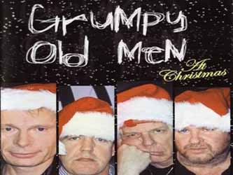 Grumpy Old Men at Christmas tv show photo