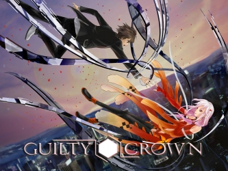 Guilty Crown tv show photo