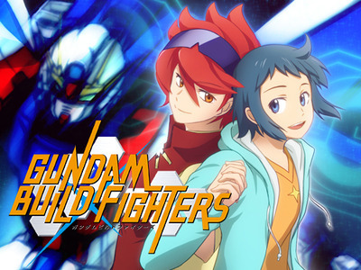 Gundam Build Fighters tv show photo