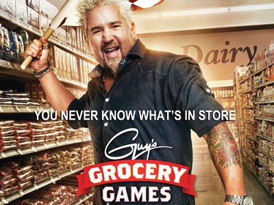 Guy's Grocery Games tv show photo
