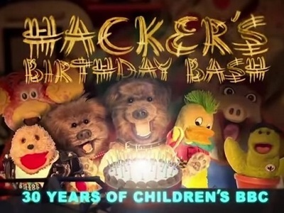Hacker's Birthday Bash: 30 Years Of Children's BBC (UK)