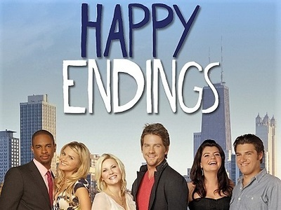 Happy Endings tv show photo