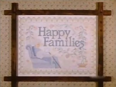 Happy Families (UK) tv show photo