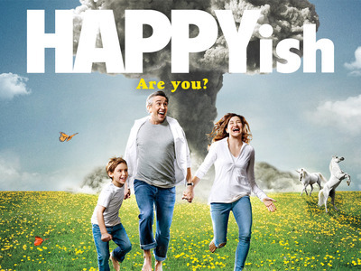 Happyish tv show photo