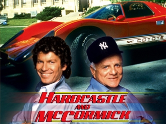 Hardcastle & McCormick tv show photo