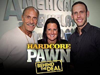 Hardcore Pawn: Behind the Deal tv show photo