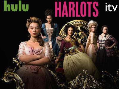 Harlots tv show photo