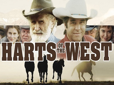 Harts of the West tv show photo