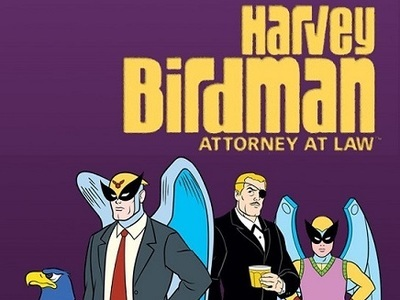 Harvey Birdman, Attorney at Law tv show photo