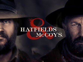Hatfields and McCoys tv show photo
